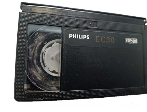 Are Your Video Tapes Showing Bad Signs of Mould
