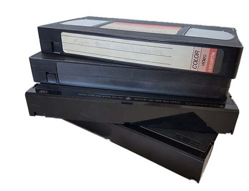 Transfer Your VHS Videos to DVD or Digital Files